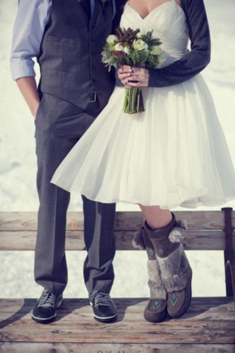 30 Chic Winter Wedding Shoes And Boots Ideas Weddingomania