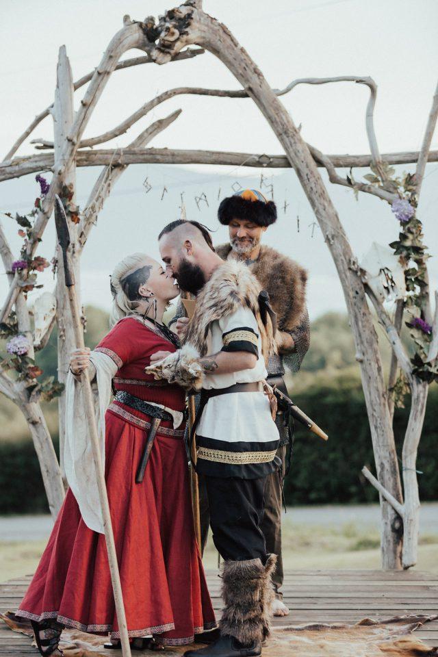 Diy Pagan And Viking Themed Wedding  Weddingomania. Atrocitus Rings. Mens Walmart Wedding Rings. Obnoxious Engagement Rings. Wedding Indian Rings. Clemson Tigers Rings. Le Veon Rings. Baguette Engagement Rings. Matching Rings
