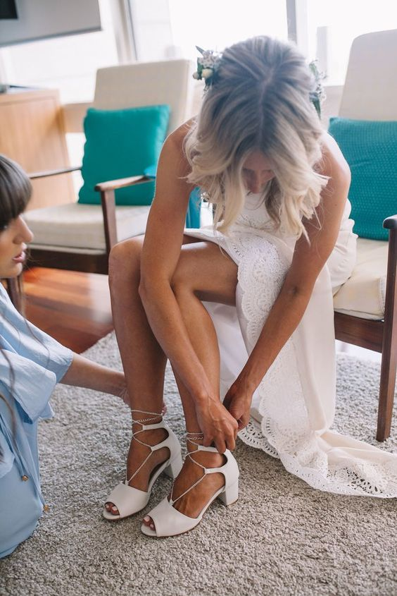 4 Trendy Hochzeit Schuhe-Typen Und 30 Beispiele