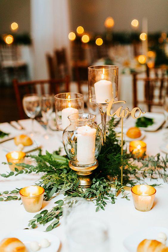 More gorgeous winter wedding centerpieces crazyforus