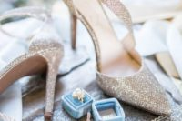 19 all sparkling silver strappy bridal heels for a 1920s inspired wedding