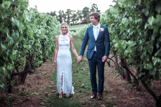 Relaxed Wedding With Casual And Boho Vibes