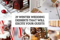 29 winter wedding desserts that will excite your guests cover