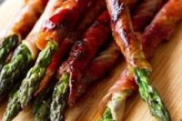 02 prosciutto wrapped asparagus is great for an appetizer and is easy to make