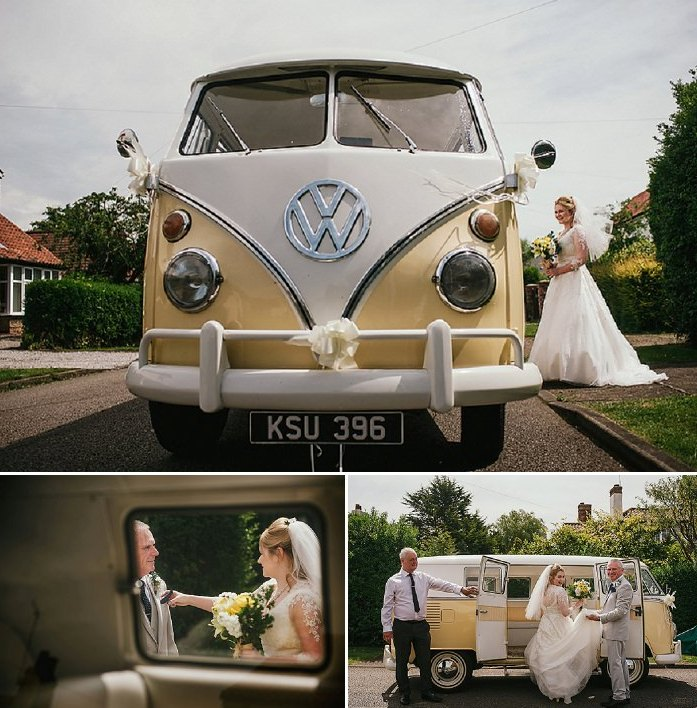A VW van is a great idea for a free-spirited couple