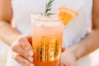 20 a grapefruit and lime refresher is a great signature drink for your tropical or just summer wedding