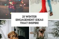 25 winter engagement ideas that inspire cover