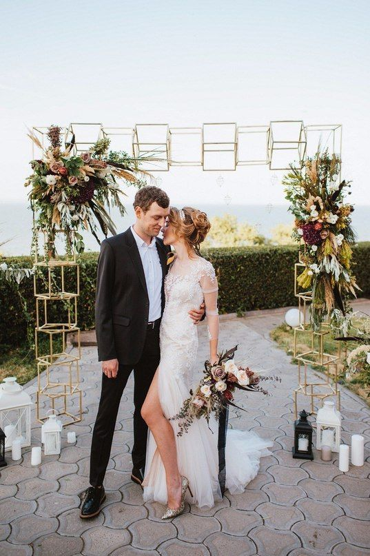 11 Best Unique Wedding Arch Als Images On Pinterest