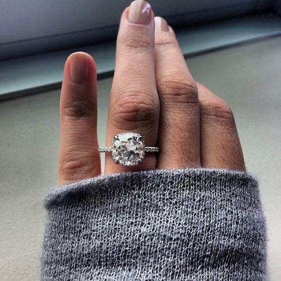 25 gorgeous engagement rings to get you inspired crazyforus