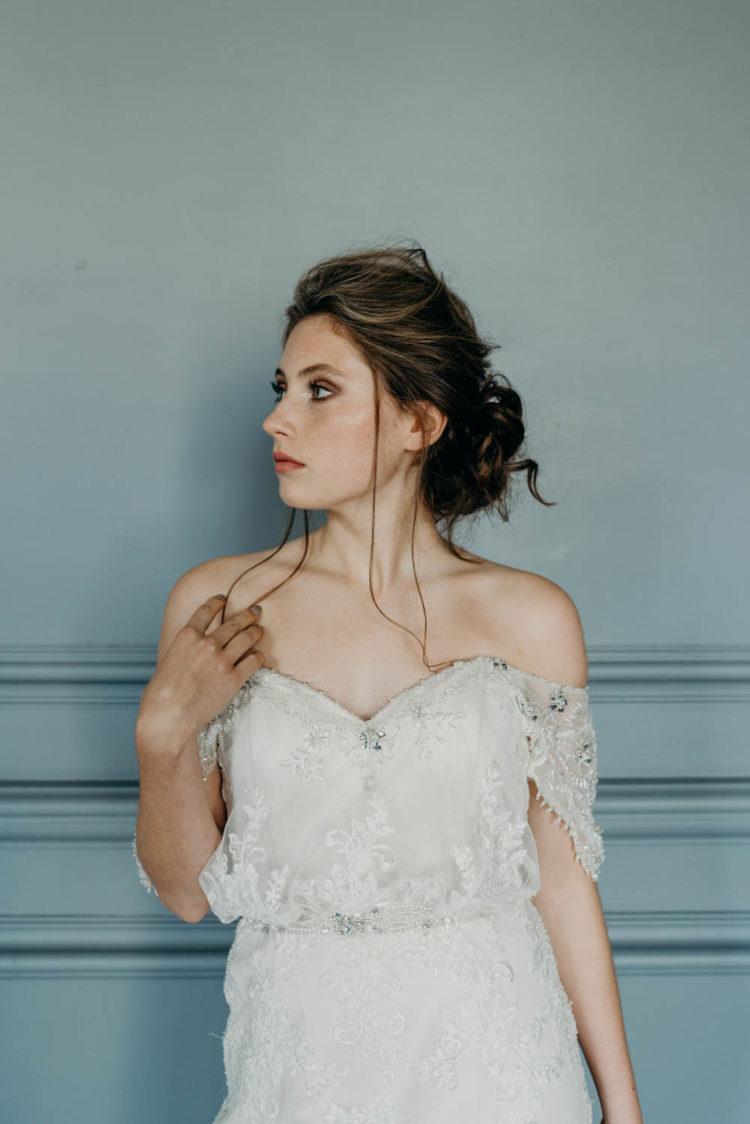 Contemporary Wedding Dress Embellishments Adornment - All Wedding ...