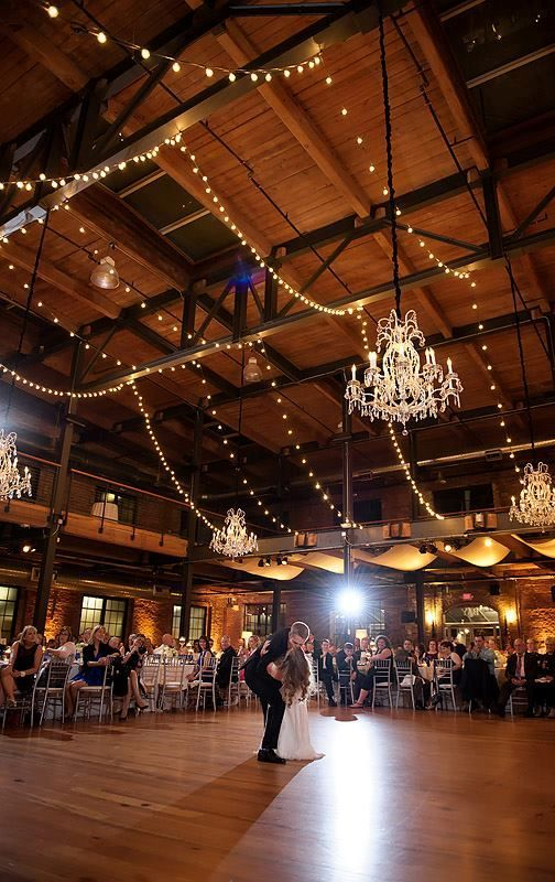 glam crystal chandeliers will bring much light to the reception and dance floor and will look cool