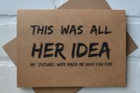 02 a great groomsmen proposal card with a touch of humor