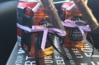 10 combine all the best – alcohol, cigars and cigar cutters for a nice gift and question