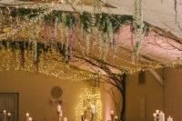 fairy venue decor