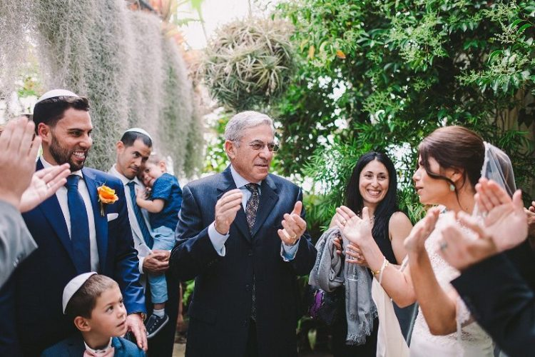 There were only 40 guests and the whole budget of the wedding was just $5,000