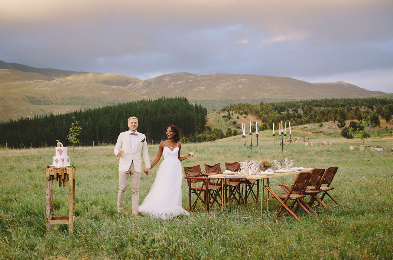 Get inspired to go to Africa to tie the knot