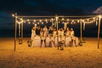 12 What can be better than such an intimate beach celebration only for the closest ones