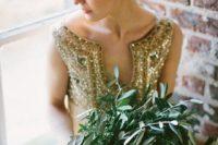 Tuscany inspired wedding bouquet