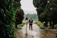 01 This gorgeous Austrian wedding was a three-days one, with a royal feel and three different venues