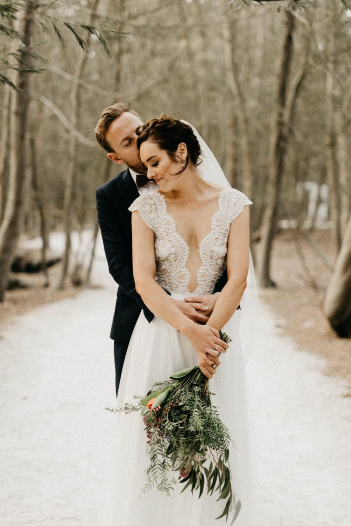 Refined Bohemian Wedding With A Glam Touch