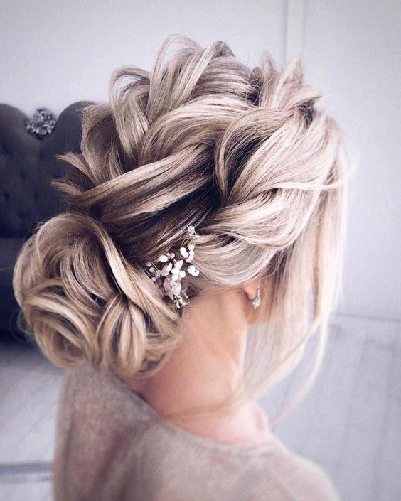 Braided Wedding Hair: 25 Trendy Braided Wedding Hairstyles You'll Like