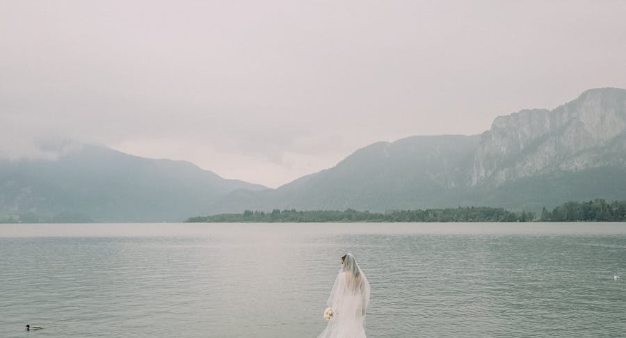Salzburg was a magnificent location for the wedding