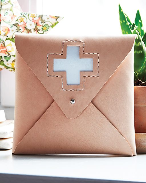 a mini first aid kit is a must for every big day - if luckily you don't need it, somebody else may