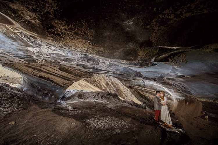 Iceland features amazing places to tie the knot and to take unforgettable pics