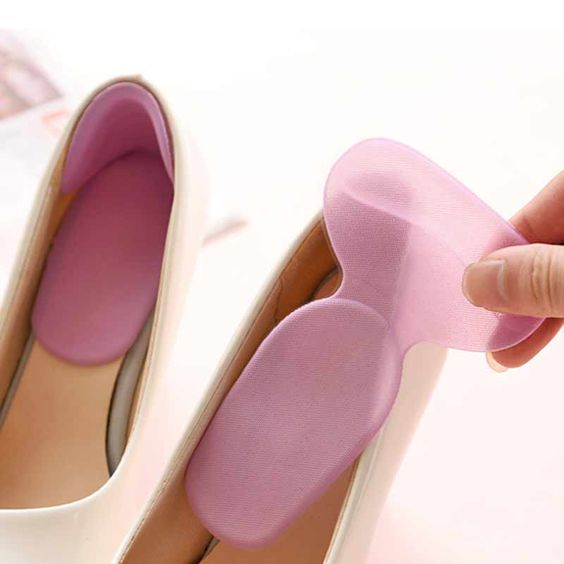 take some gel pads to enjoy wearing your shoes during the whole day