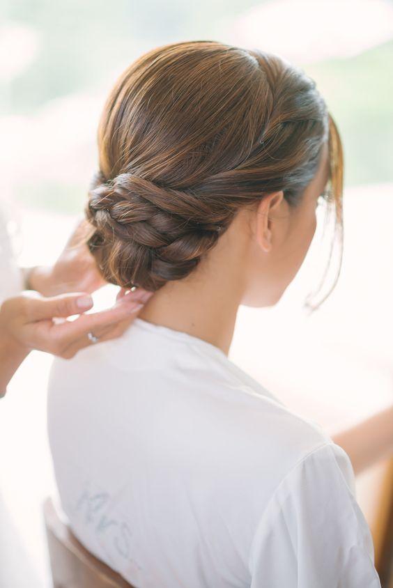 25 Trendy Braided Wedding Hairstyles You Ll Like