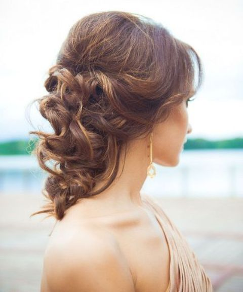 Bride Wedding Hairstyles For Long Hair