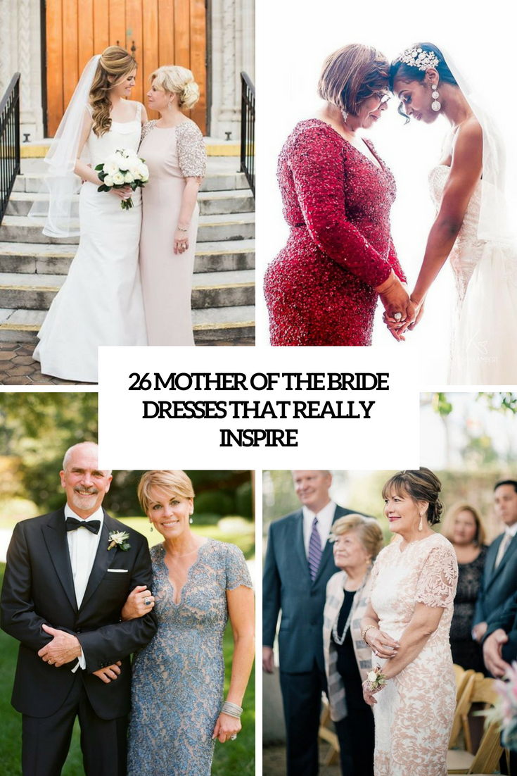 26 Mother Of The Bride Dresses That Really Inspire