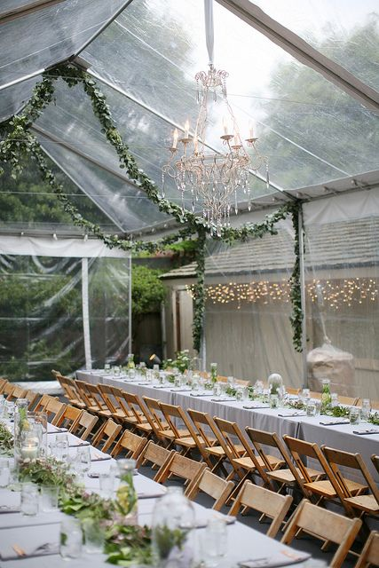 consider having a tent at hand on your wedding day, if it rains, it will save you