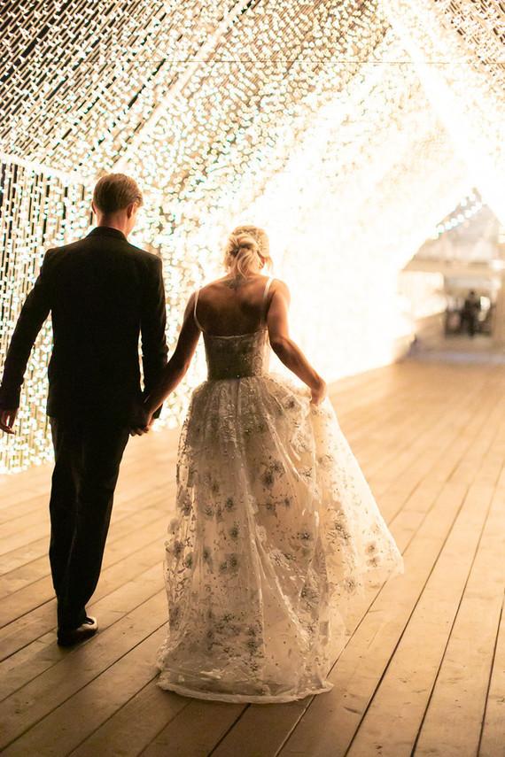 Kaley Cuoco Equestrian Inspired Ranch Wedding Weddingomania