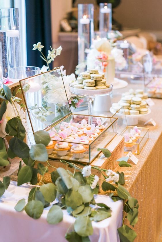 provide your guests with different flavors and options, so that your guests could choose something