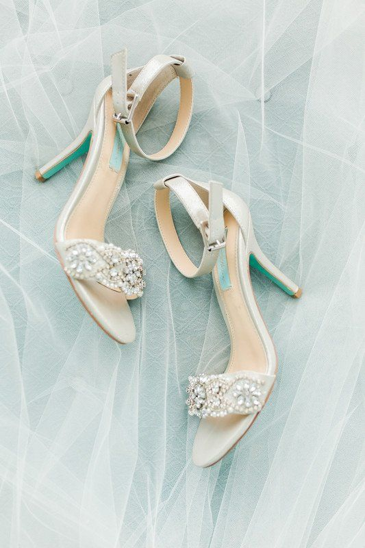 d0feef6dbda Stunning Embellished Wedding Shoes Ideas - crazyforus