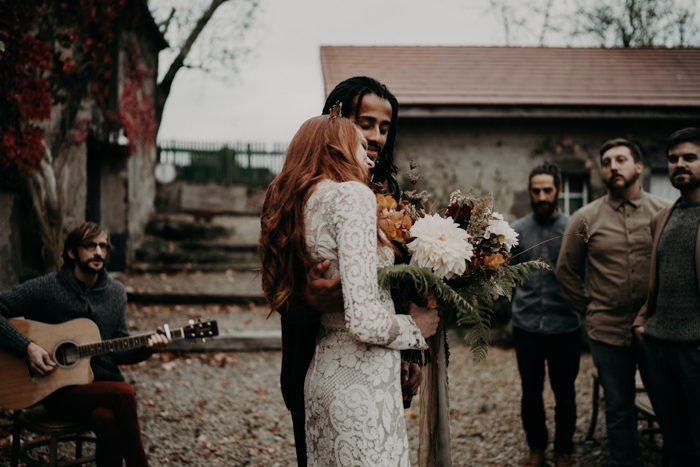 invite a soloist to your wedding ceremony to make it one-of-a-kind