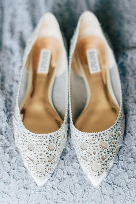 rock flats liek these ones if you are getting married in spring or summer and it's not dirty