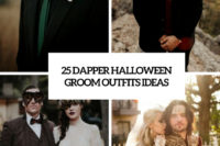25 dapper halloween groom outfits ideas cover