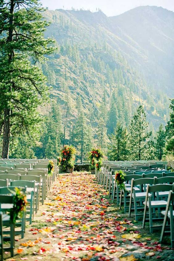 The Best Wedding Decor Inspirations Of July 2018