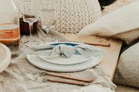 wedding picnic photo shoot