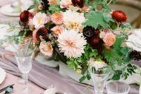 13 don't throw the flowers away, give them to your guests, charity funds and hospitals