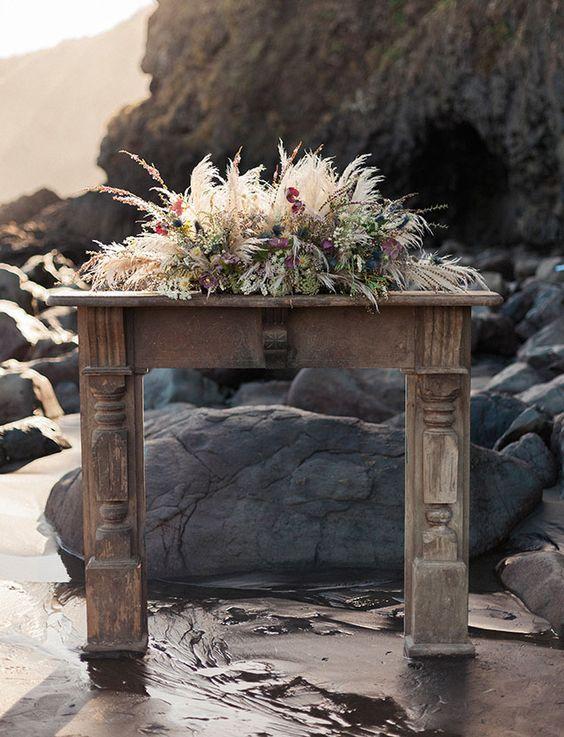 25 Fireplace And Mantel Wedding Backdrops Crazyforus