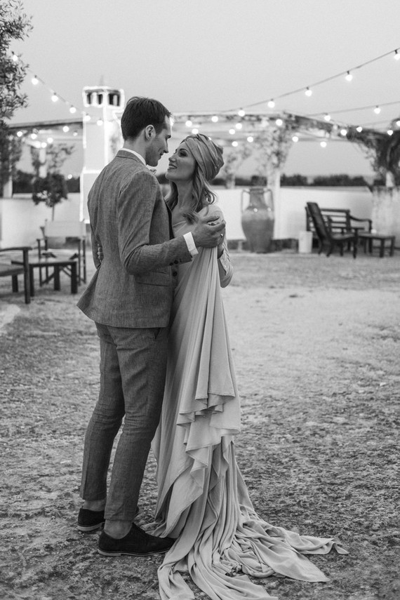 What a gorgeous wedding shoot and a source of inspiration