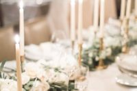 10 provide many candles for decorating your reception space, they will create an inviting and welcoming ambience there