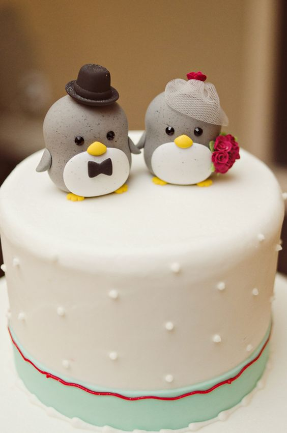 penguins are also birds, so they may be classified as lovebirds and be edible also, so cute
