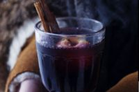 16 mulled wine is ideal for any winter wedding, it may be served at arrival or available at drink bars and stations