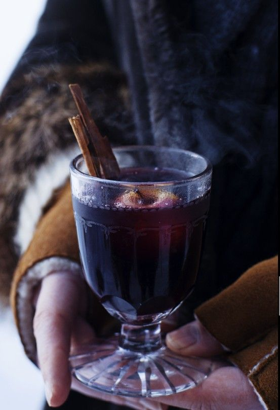 mulled wine is ideal for any winter wedding, it may be served at arrival or available at drink bars and stations