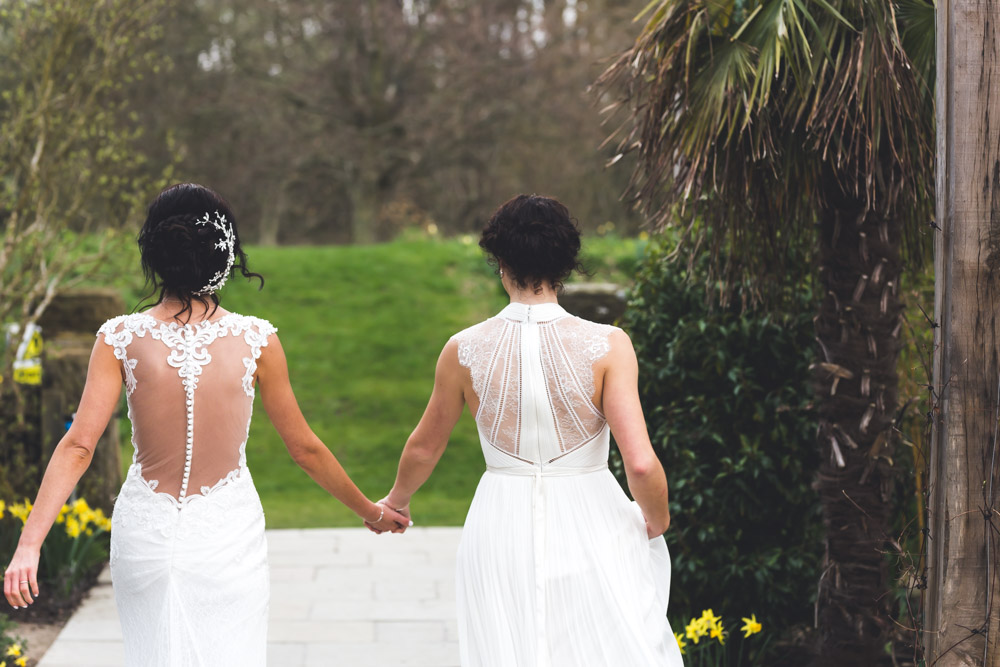 Look at those fantastic illusion backs, aren't they amazing