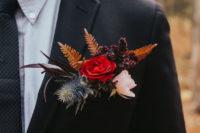halloween groom attire